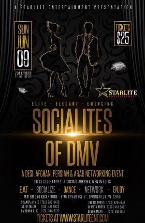 Socialites of DMV